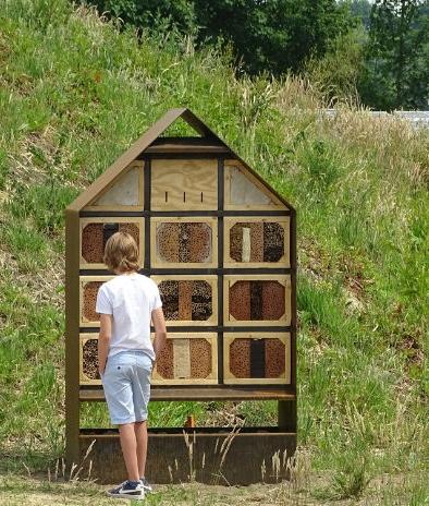 BeeLoft insectenhotel
